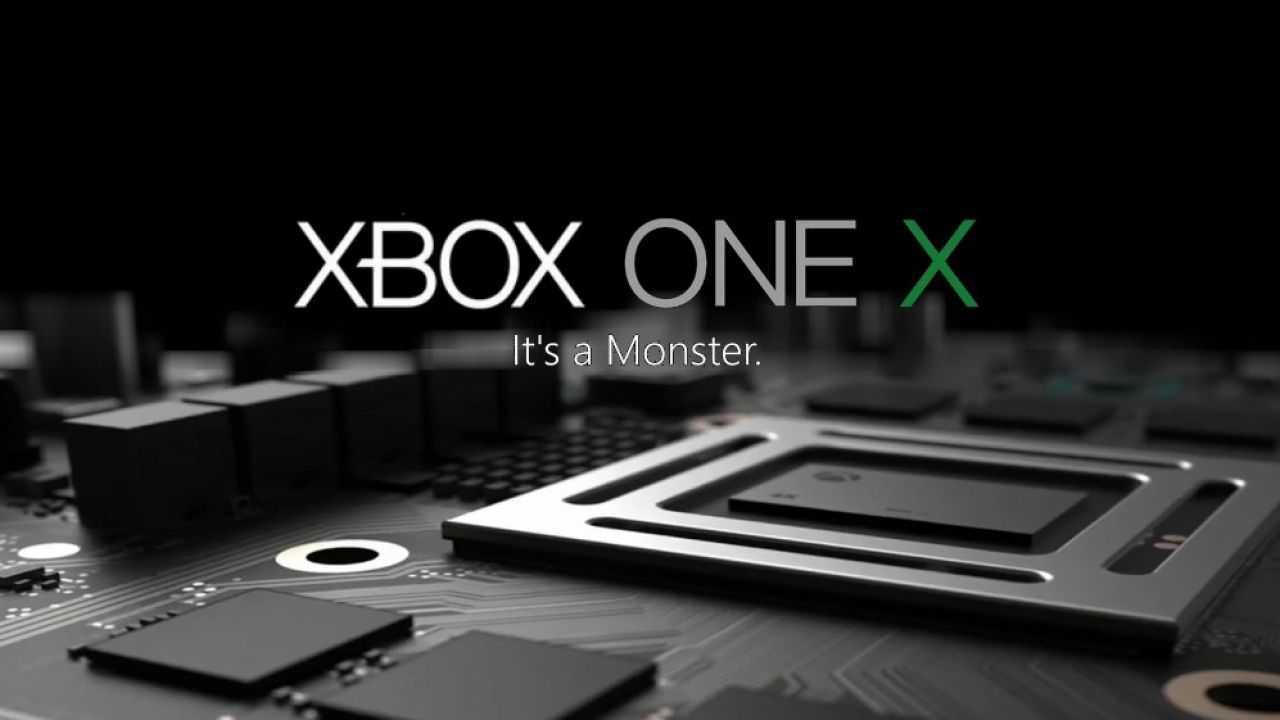 Xbox One X: provata in anteprima la console più potente al mondo