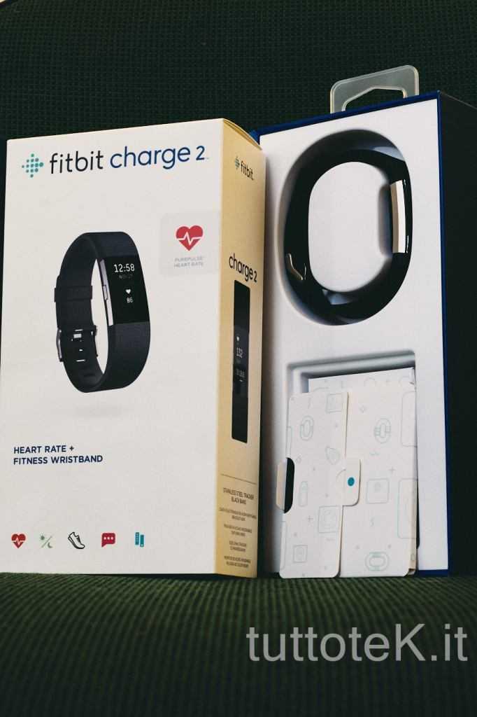 Recensione Fitbit Charge 2: l'evoluzione della specie