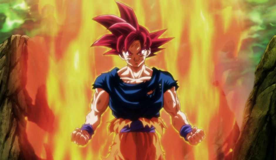 Dragon Ball Super, indiscrezioni sul Super Sayan Leggendario