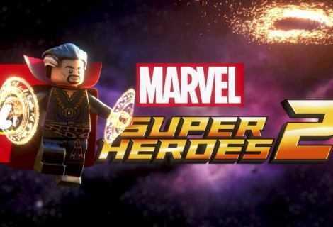 LEGO Marvel Super Heroes in arrivo su Nintendo Switch!