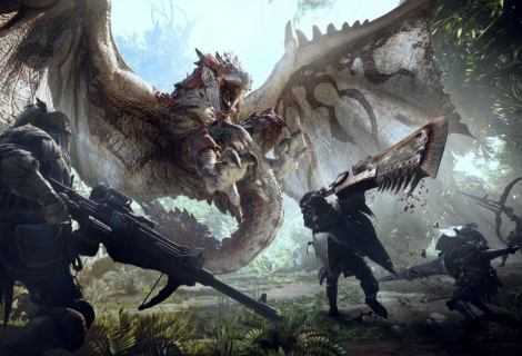 Monster Hunter: World arriva finalmente su PC!