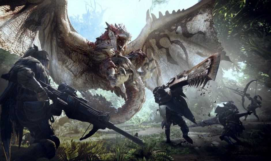 Iron Galaxy Studios si offre di portare Monster Hunter: World su Nintendo Switch