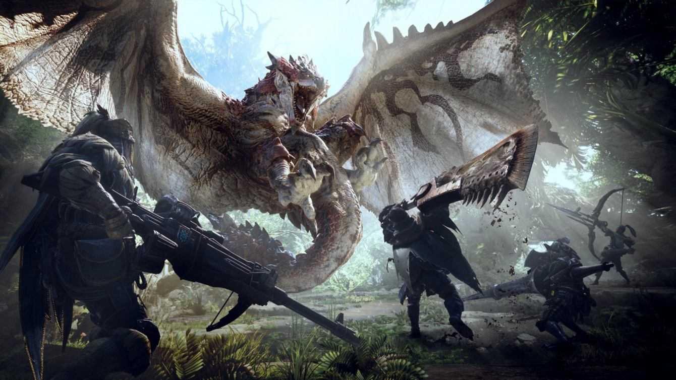 Monster Hunter: nuovo gioco per Nintendo Switch dedicato ad un pubblico più giovane?