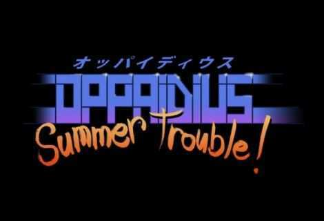 Oppaidius Summer Trouble!: la pupa e il nerd | Anteprima