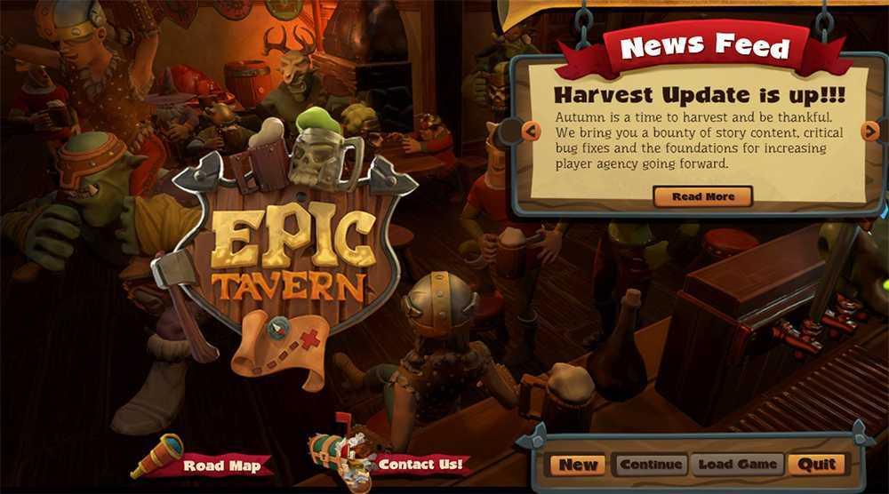Recensione Epic Tavern: cosa fanno gli eroi quando non sono nei dungeon?