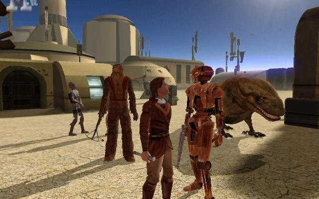 Star Wars Knights of the Old Republic: remake in arrivo?