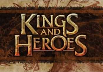 Kings and Heroes: un MMORPG discreto   Recensione