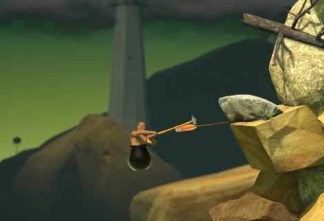 Getting over it: il videogioco impossibile | LIFEinGAMES