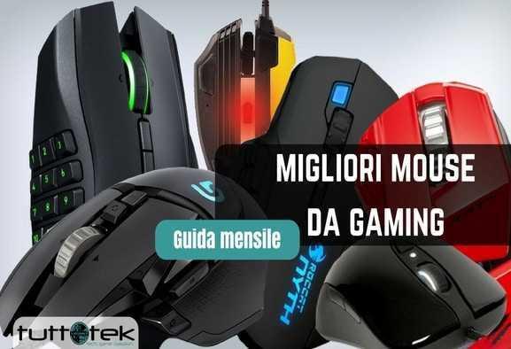 Miglior mouse gaming da acquistare | Settembre 2020