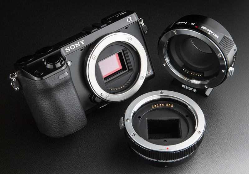 Migliori adattatori Canon da usare su Sony E-mount [Aprile 2018]