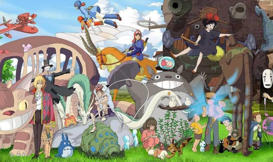 5 film di animazione dello Studio Ghibli per neofiti!