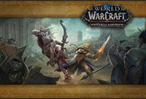 Battle for Azeroth: l'espansione sarà disponibile questa estate