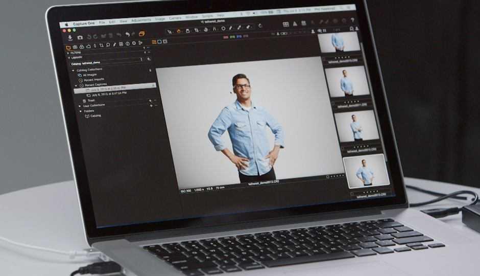 Recensione Capture One Pro Styles: Essential Styles