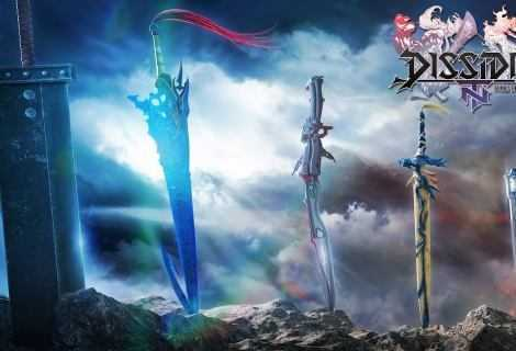 Disponibile da oggi Zenos per Dissidia Final Fantasy NT