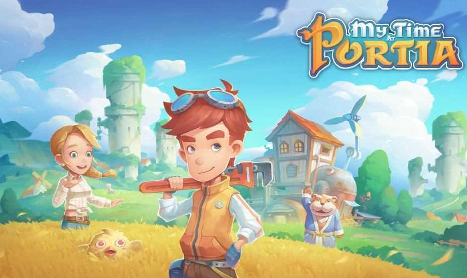 My Time At Portia è disponibile su Steam via Early Access