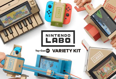 Nintendo Labo: perfetto per tutta la famiglia? | Recensione
