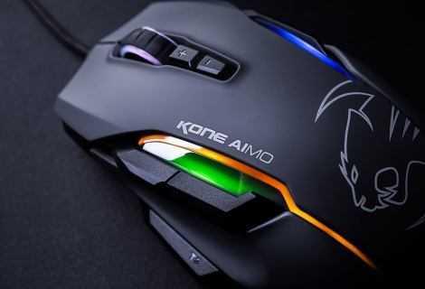 Recensione Roccat Kone Aimo: un mouse di livello superiore