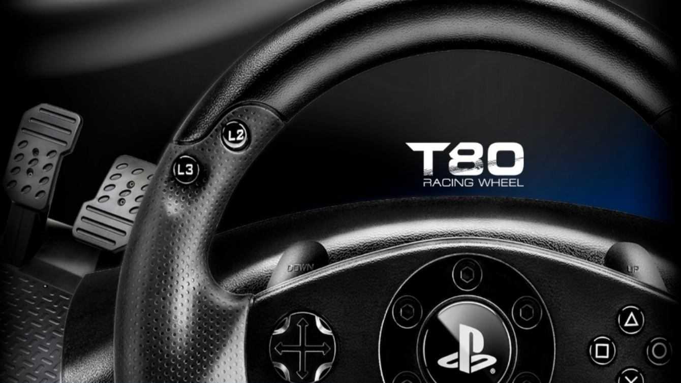 Recensione Thrustmaster T80: il miglior volante economico?
