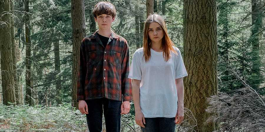 The End Of The F***ing World: parole di sangue e amore
