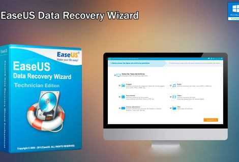 Recensione Recuperiamo i dati con EaseUS Data Recovery Wizard