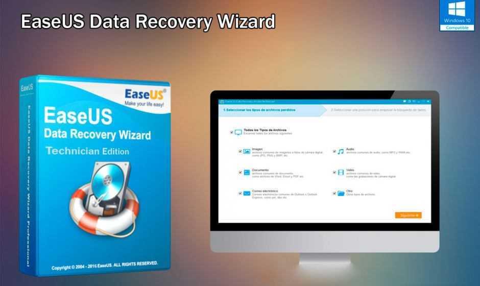 Recuperiamo i dati con EaseUS Data Recovery Wizard | Recensione