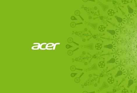 Solo per oggi 13 aprile, 13% di sconto su tutti i prodotti Acer presenti sullo Store Online