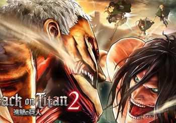 Attack on Titan 2: svelati i contenuti della Digital Deluxe Version