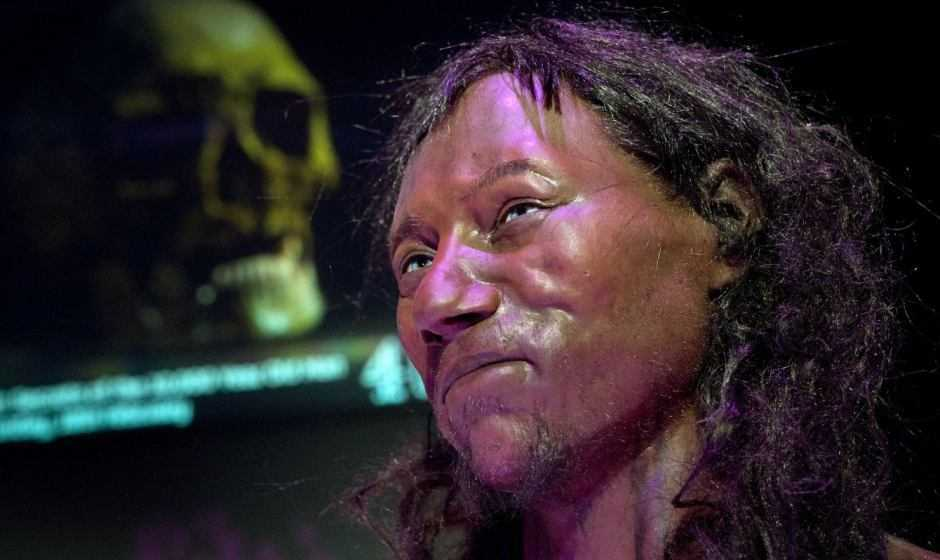 Uomo di Cheddar: i primi inglesi avevano pelle scura e occhi azzurri