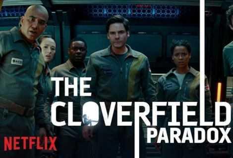 The Cloverfield Paradox arriva in esclusiva su Netflix