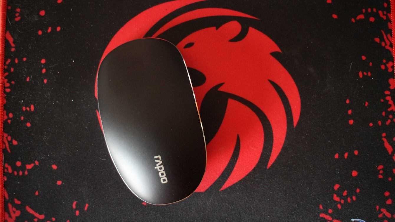 Recensione Rapoo T8: il mouse simil Apple ma Windows ready