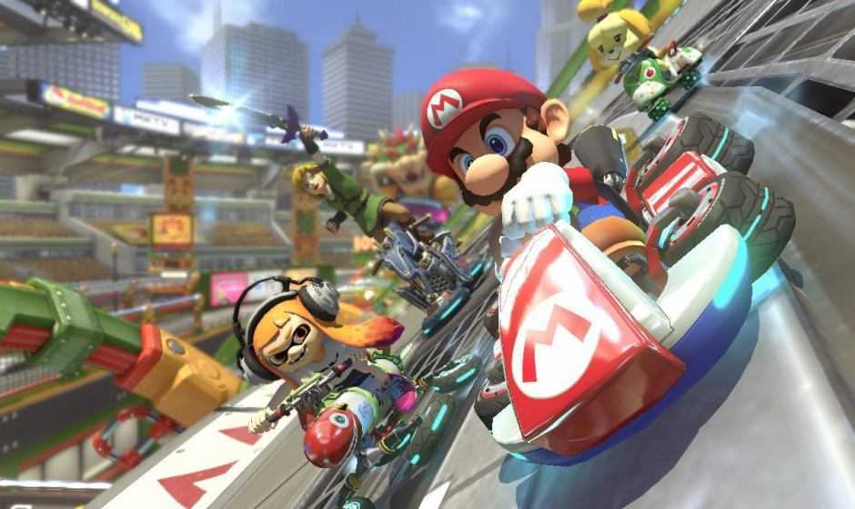 Mario Kart Tour sarà un gioco Free-to-start?