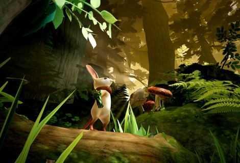 Moss: Twilight Garden in arrivo su tutte le piattaforme VR