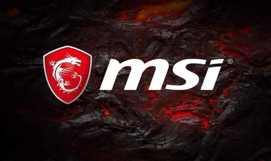 MSI svela la nuova linea di gaming laptop