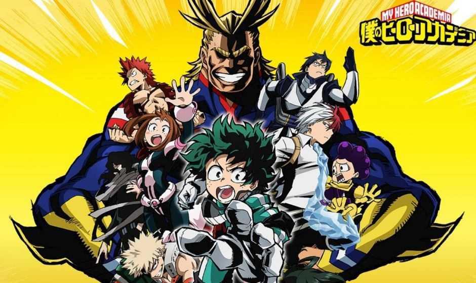 My Hero Academia, di Kōhei Horikoshi | Anime e inchiostro