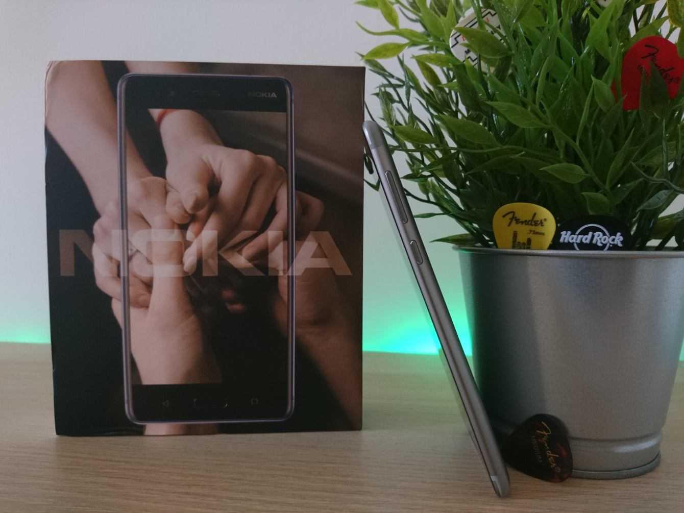 Nokia 8: lo smartphone che fa la voce grossa | Recensione
