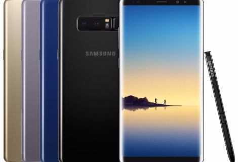 Samsung Galaxy Note 8: la rinascita del phablet? | Recensione