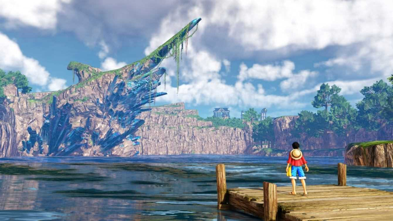 One Piece World Seeker: svelati 5 minuti di gioco!