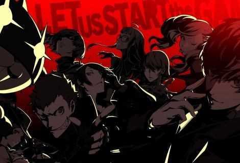 Persona 5 the Animation, pubblicato un nuovo artwork