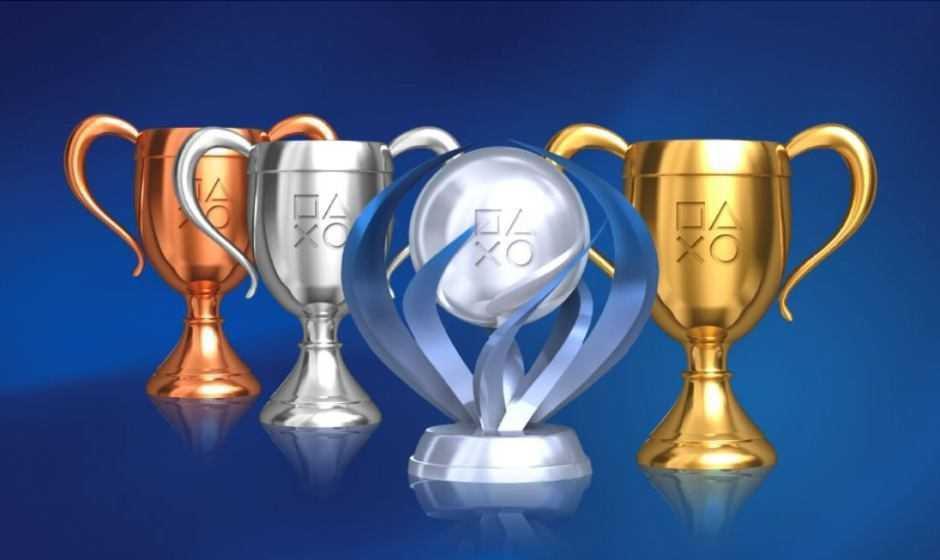 Trofei PlayStation: nuove icone e rinnovata la struttura dei livelli