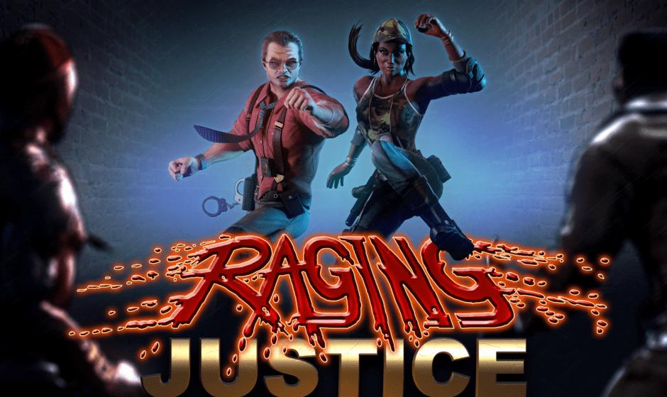 Recensione Raging Justice: il nuovo gioco con un vecchio stile