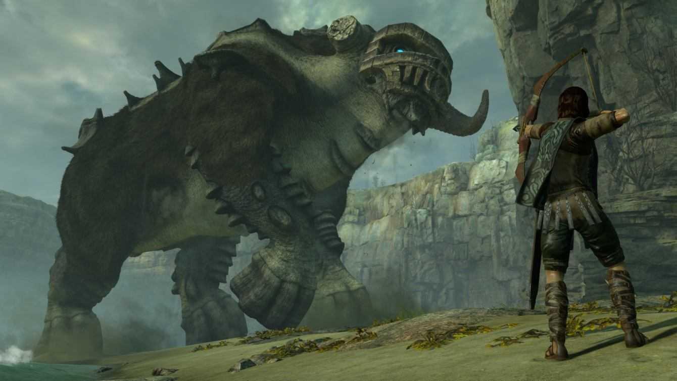 Shadow Of The Colossus PS4: un colosso di remastered | Recensione
