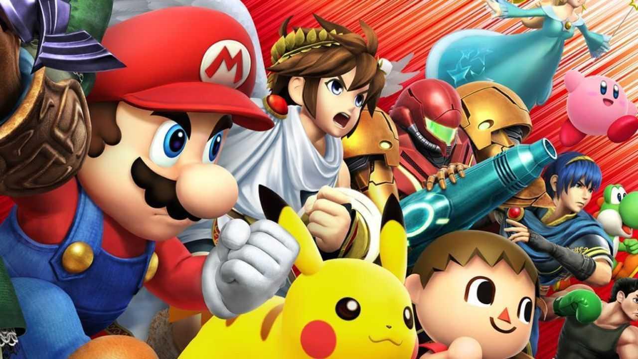 Super Smash Bros Ultimate: partecipa al Community Clash!