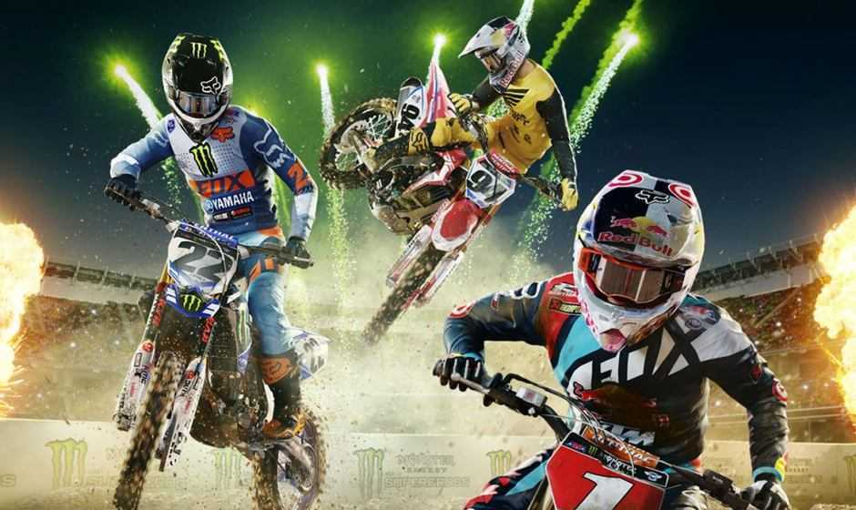 Recensione Monster Energy Supercross – The Official Videogame 2