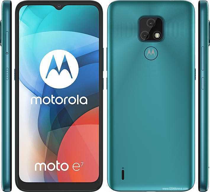 Motorola Moto E7: caratteristiche e scheda tecnica
