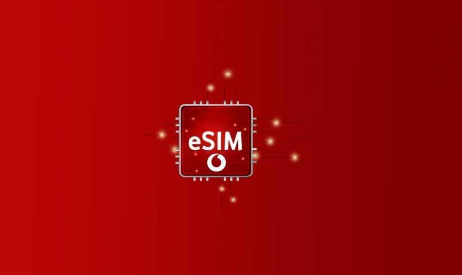 eSIM Vodafone: il lancio della nuova tecnologia è imminente