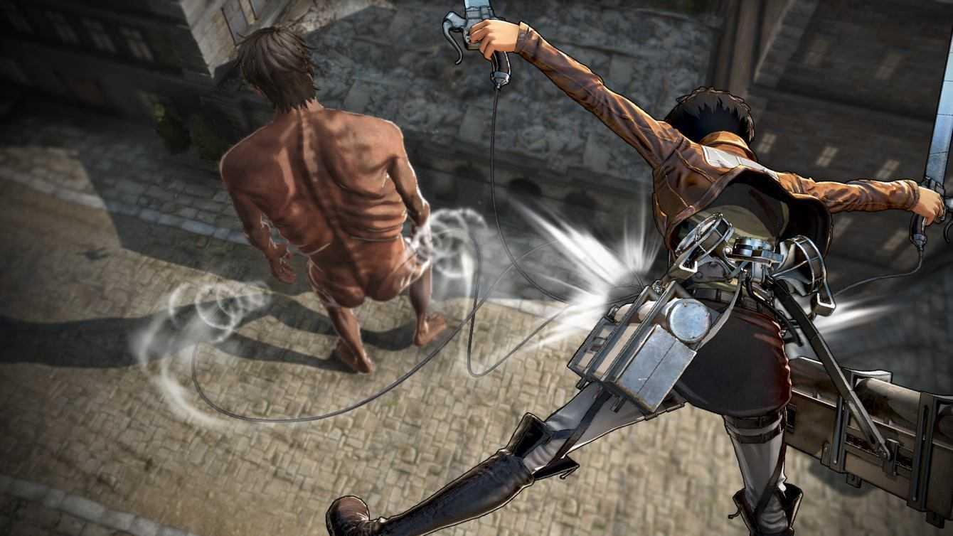 Recensione Torniamo a caccia di giganti con Attack on Titan 2