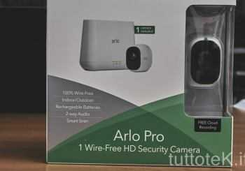 Netgear Arlo Pro: sistema di sorveglianza per tutti | Recensione