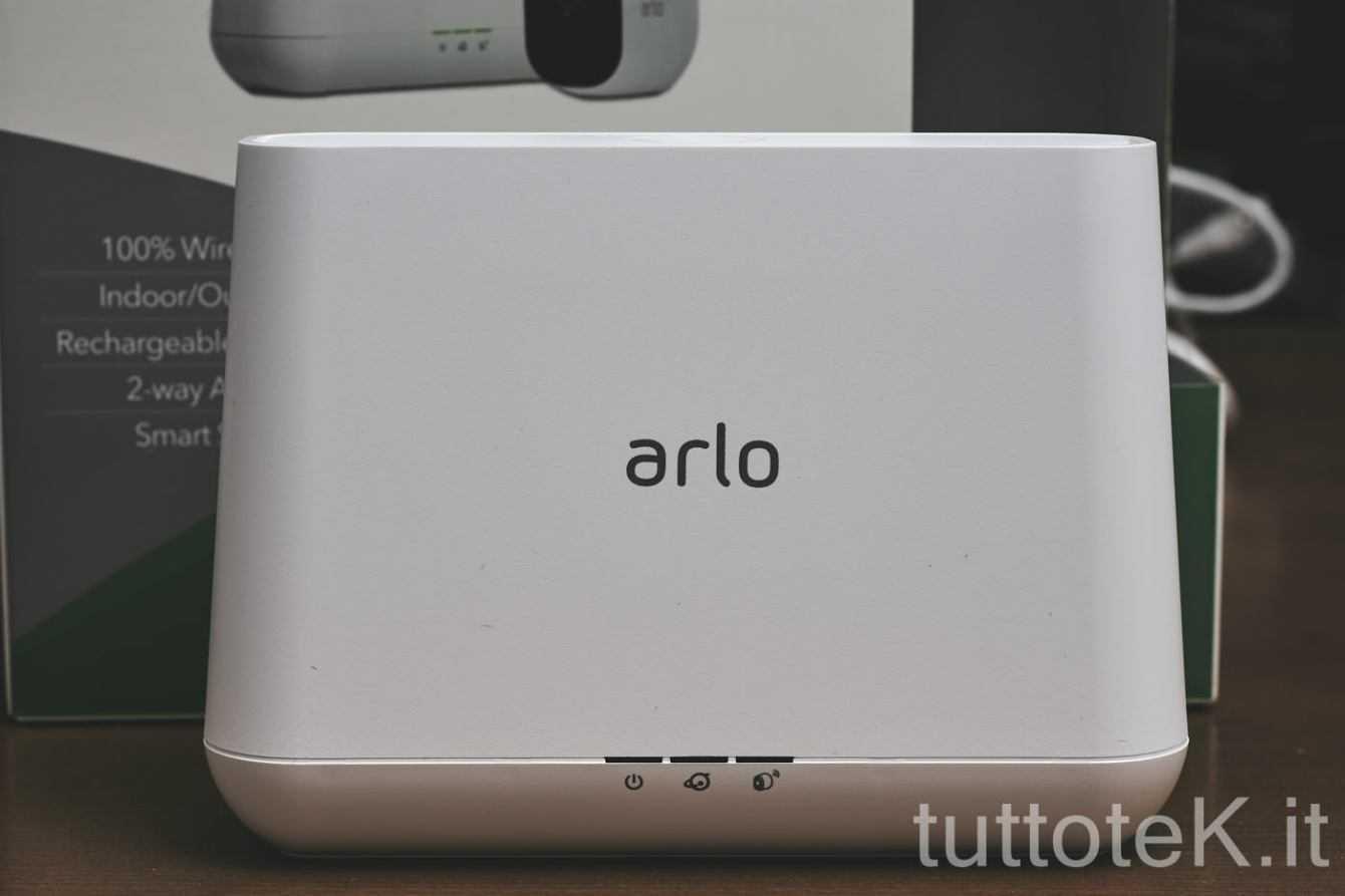 Netgear Arlo Pro: sistema di sorveglianza per tutti   Recensione