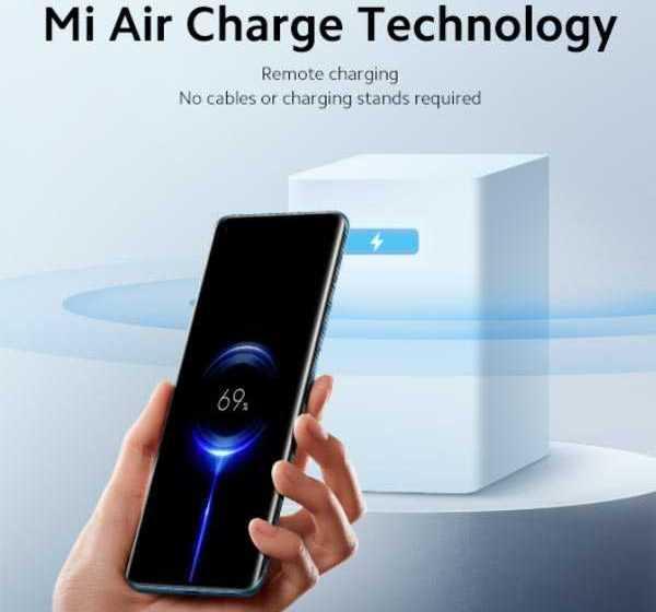 Mi Air Charge: Xiaomi presenta la ricarica a distanza