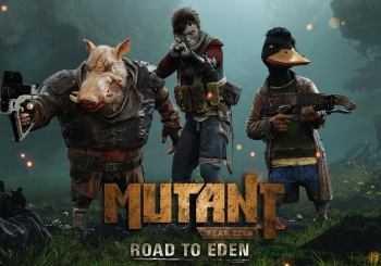 Mutant Year Zero: Road to Eden, Funcom rilascia il primo gameplay